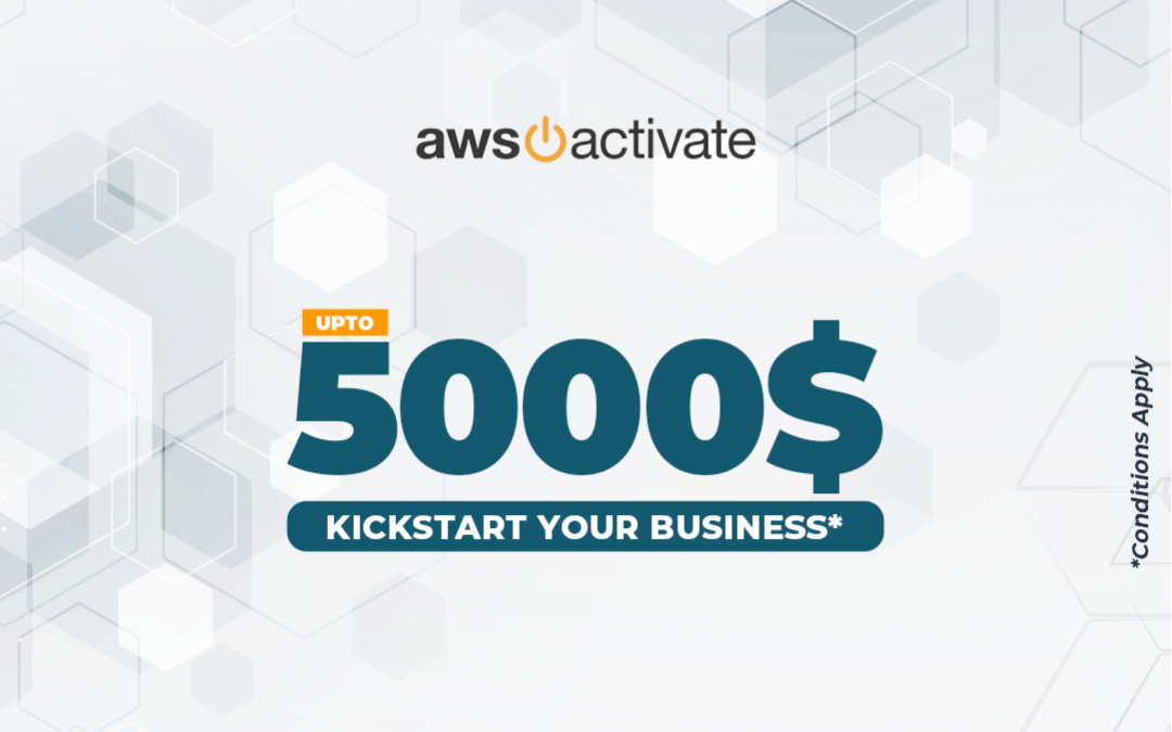 AWS Startup Activate Program up to $5000