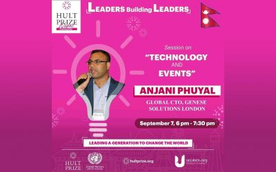 Session on Technology and Events